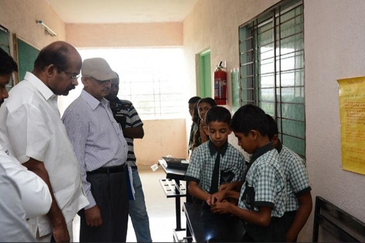 Dnyanvardhini English Medium School-Exhibition