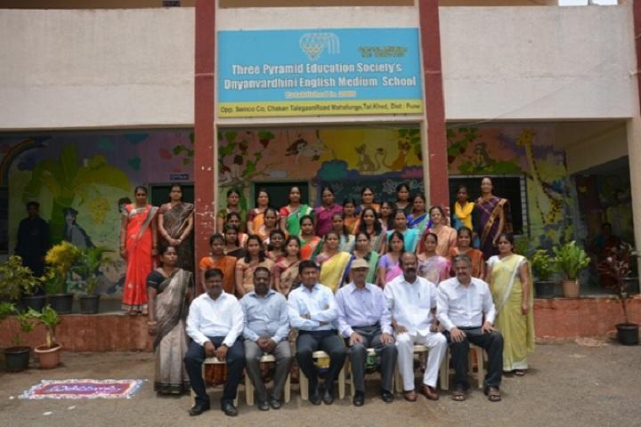 Dnyanvardhini English Medium School-Staff