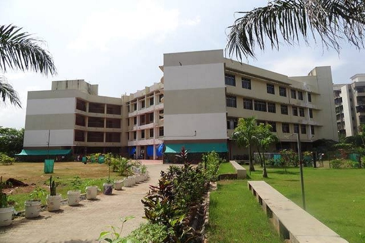Don Bosco Senior Secondary School-Campus View