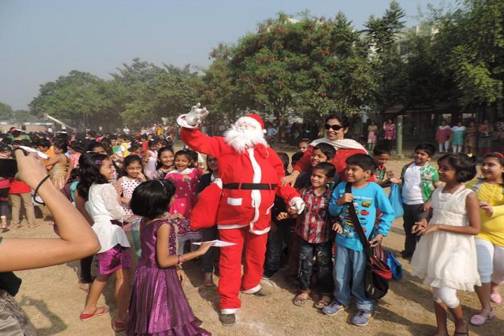 Don Bosco Senior Secondary School-Christmas Celebrations