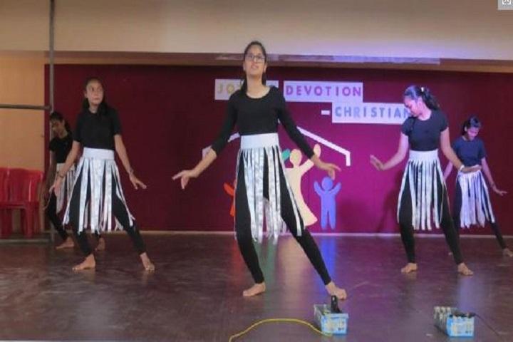 Don Bosco Senior Secondary School-Dance Performance