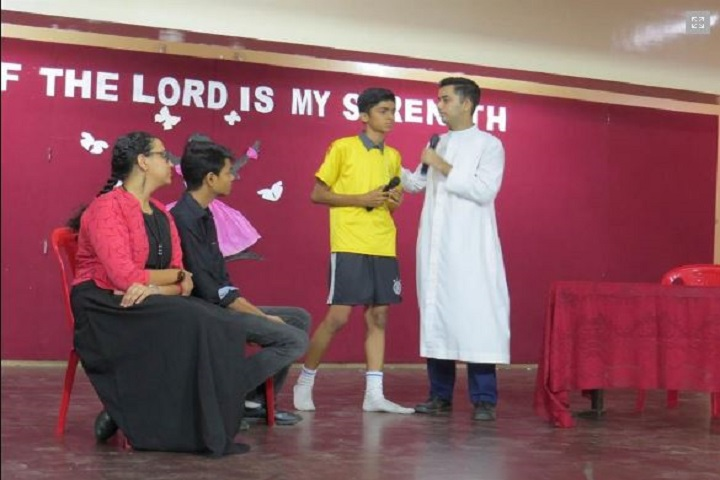 Don Bosco Senior Secondary School-Drama Performance