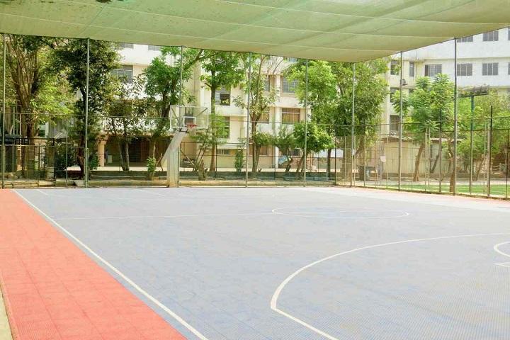 Don Bosco Senior Secondary School-Play Ground