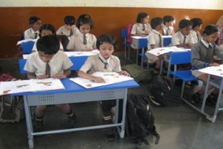 Dr Y S Khedkar International School-Classroom