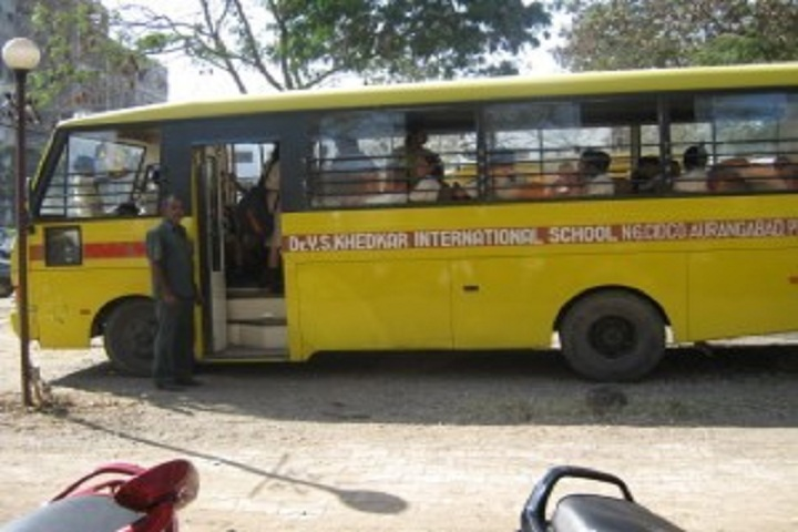 Dr Y S Khedkar International School-Transport