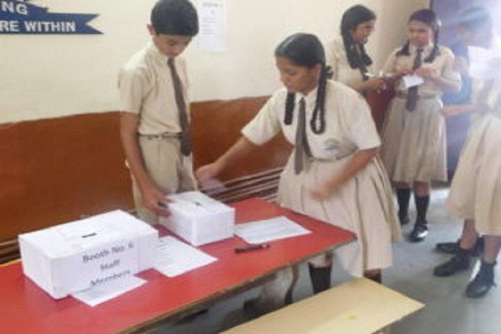 Dr Y S Khedkar International School-Election
