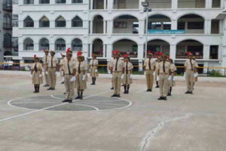 Dr Y S Khedkar International School-Investiture Ceremony