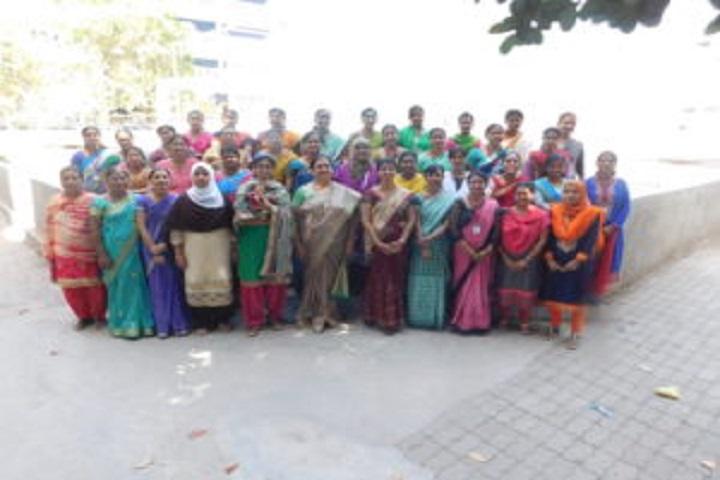 Dr Y S Khedkar International School-Teachers Day