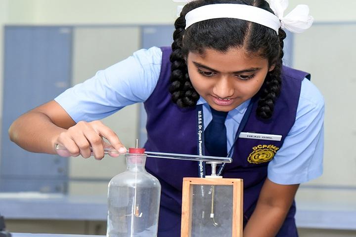 Dr Cyrus Poonawalla English Medium School-Chemistry-Lab