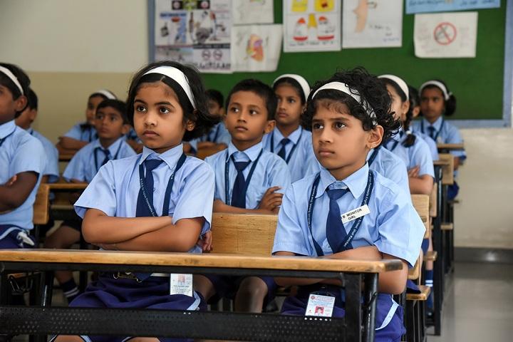 Dr Cyrus Poonawalla English Medium School-Kids Class