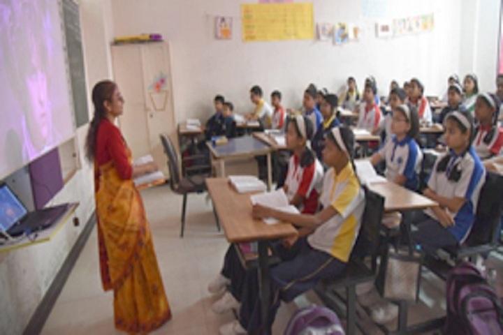 Dr D Y Patil Public School-Classroom