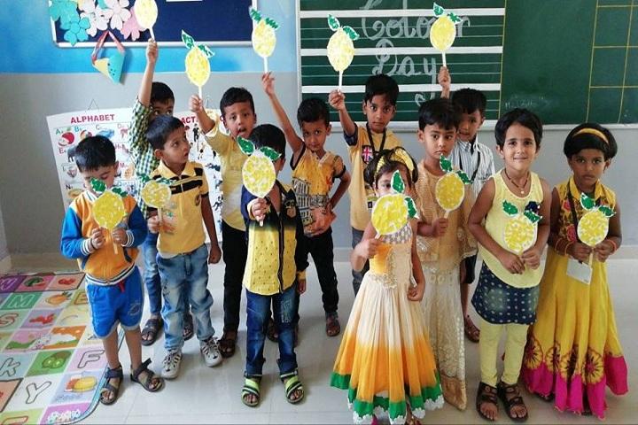 Dr D Y Patil Public School-Events
