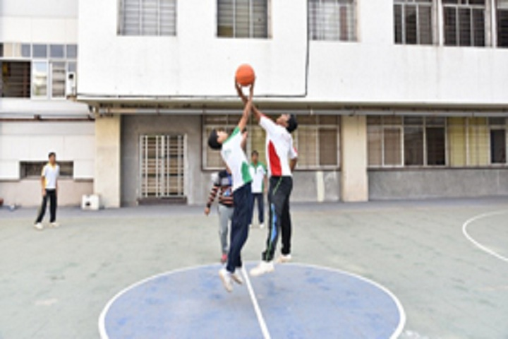 Dr D Y Patil Public School-Sports