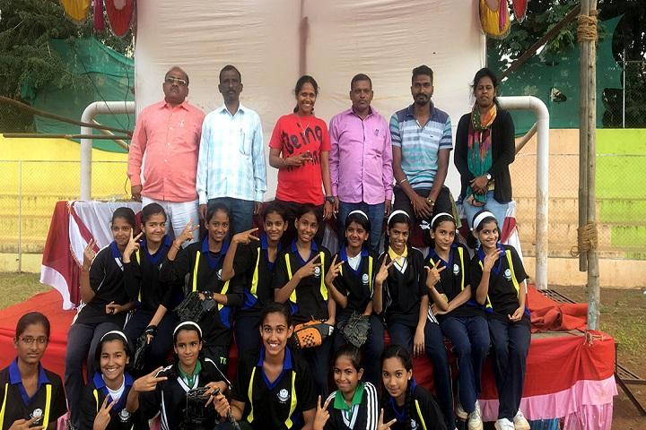 Dr D Y Patil Public School-Base Ball Winners