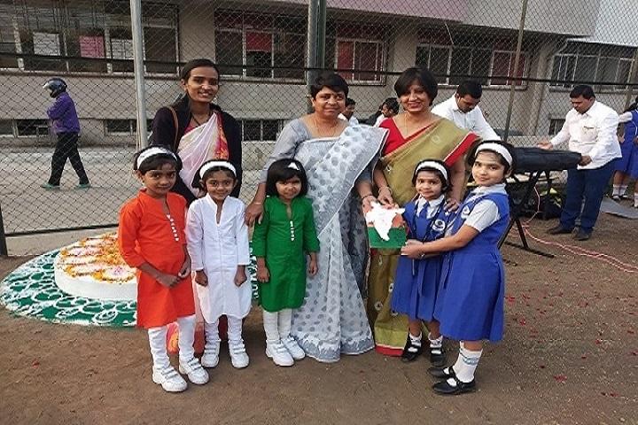 Dr D Y Patil Public School-Republic Day Celebrations