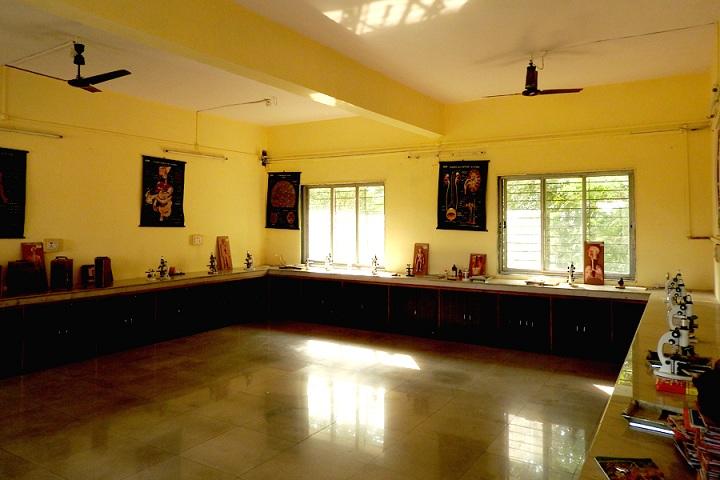 Dr Ulhas Patil English Medium School-Biology-Lab