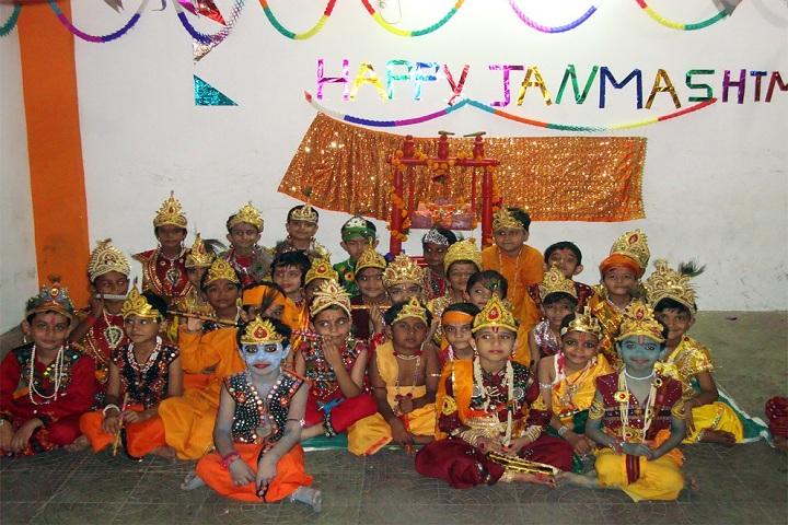 Dr Ulhas Patil English Medium School-Festivals