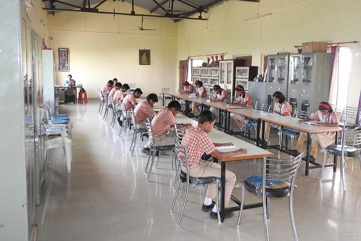 Dr Ulhas Patil English Medium School-Library