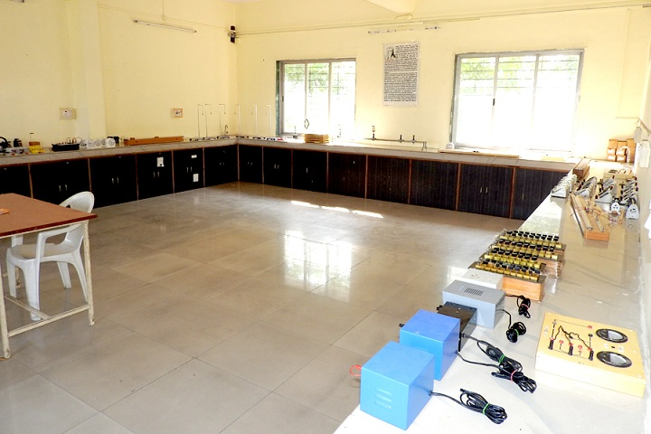 Dr Ulhas Patil English Medium School-Physics-Lab