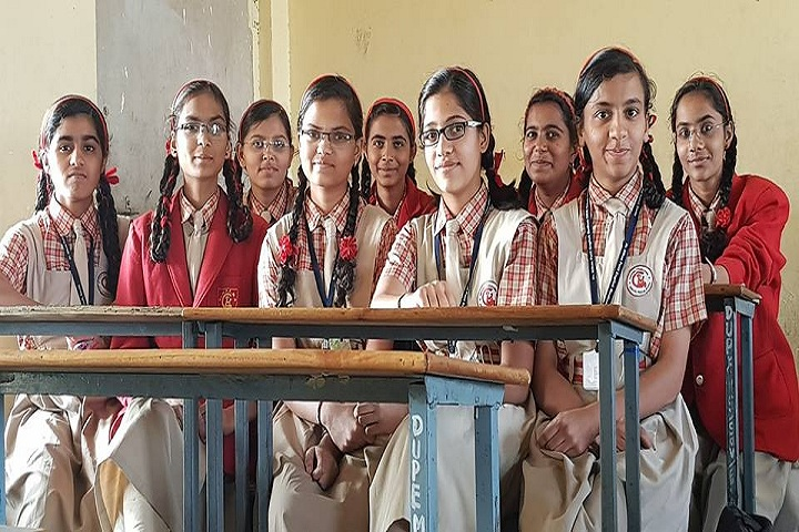 Dr Ulhas Patil English Medium School-Classroom