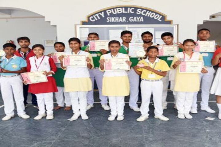 City Public School-Achievement