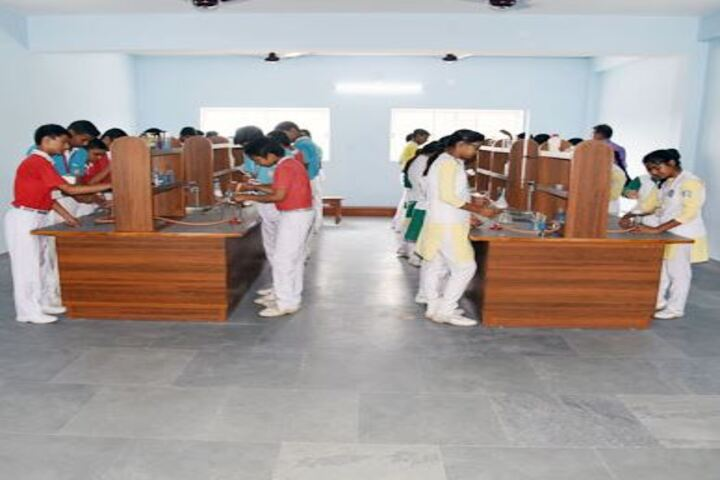 City Public School-Chemistry Lab