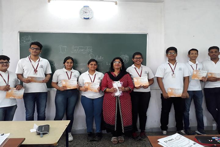 Drb Dav Public School-Achievements