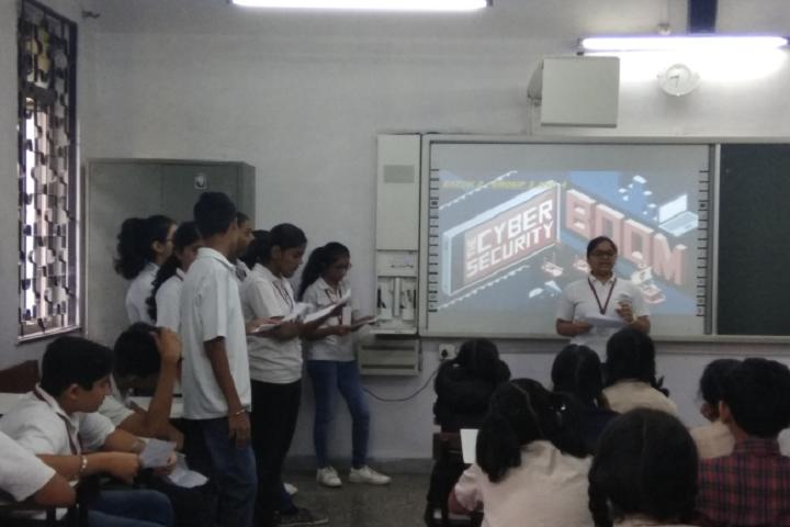 Drb Dav Public School-Events1