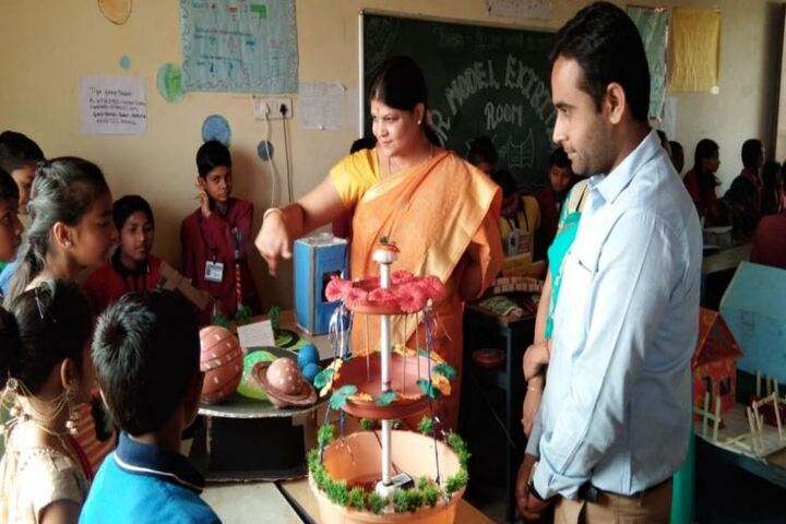 East Point School-Science Exhibition