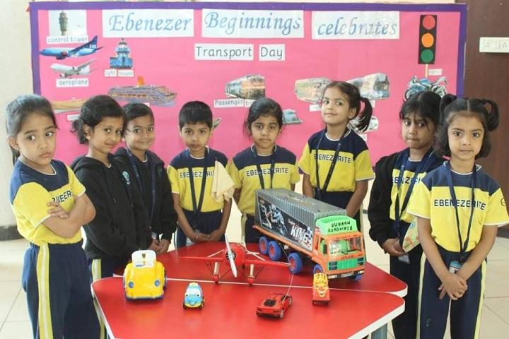 Ebenezer Internation School-Social Activity