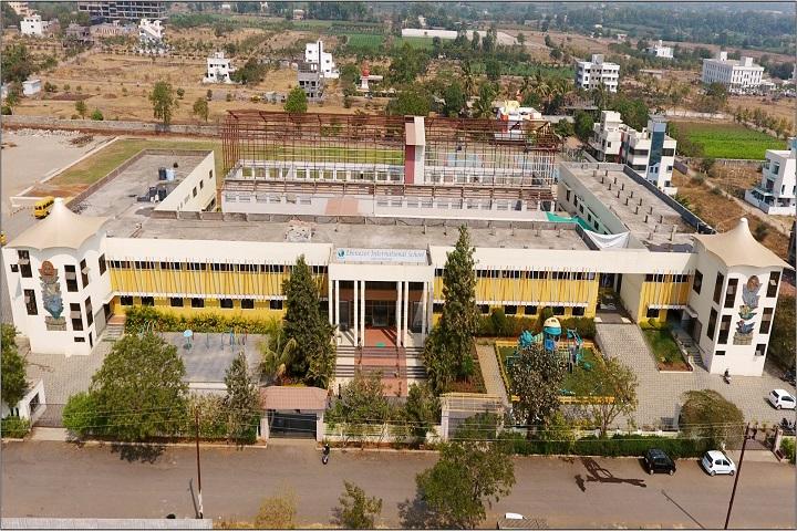 Ebenezer Internation School-Campus View