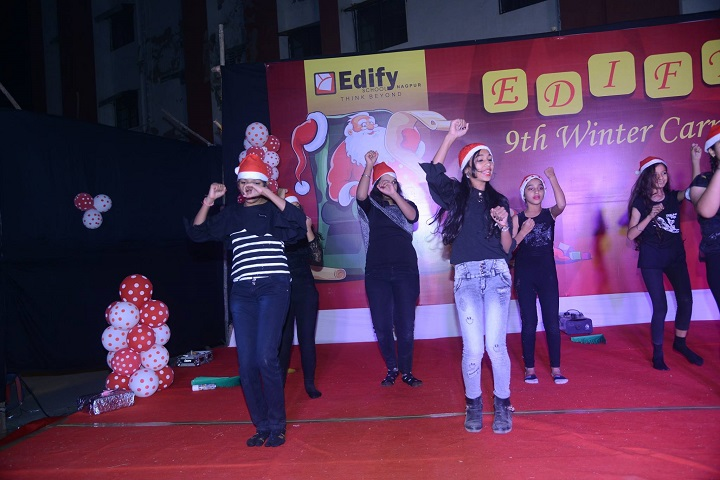 Edify School-Christmas Celebrations