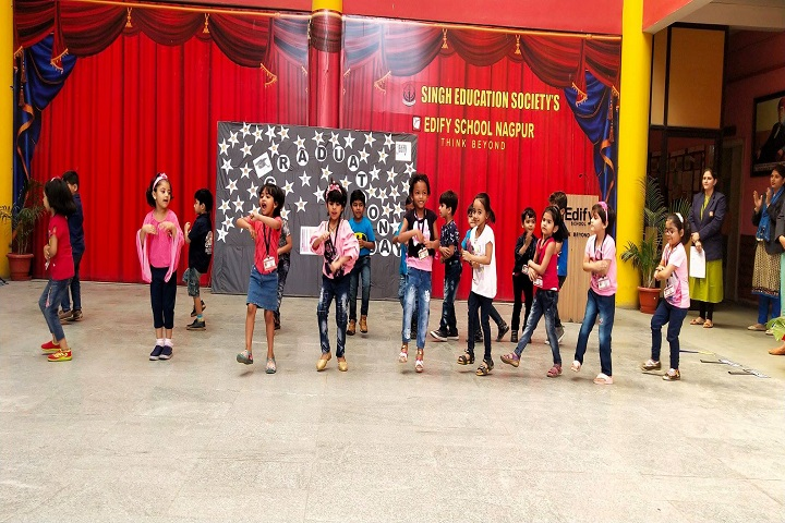 Edify School-Dancing Activity