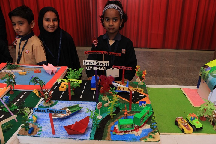 Edify School-Science Exhibition