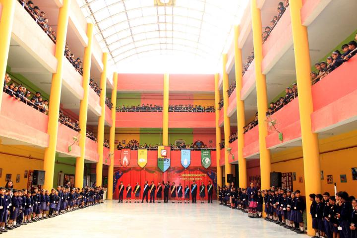Edify School - School Building