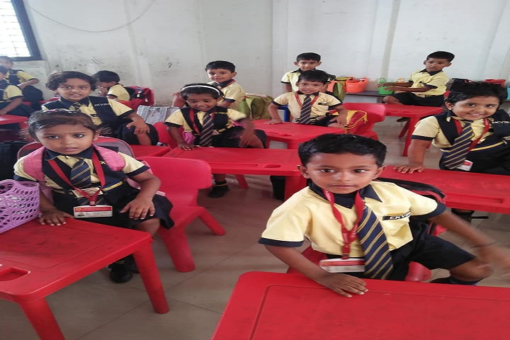 Ekvira School Of Brilliants-Kids-Class