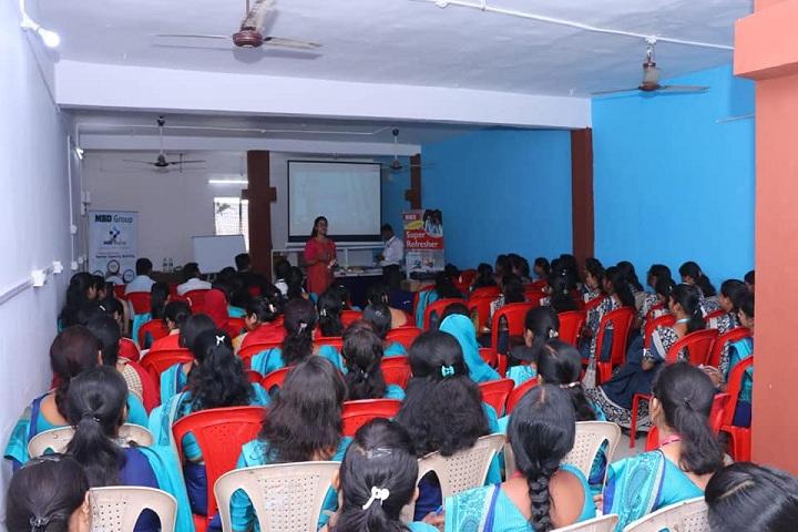 Ekvira School Of Brilliants-Seminar