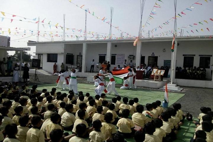 Ekvira School Of Brilliants-Republic Day