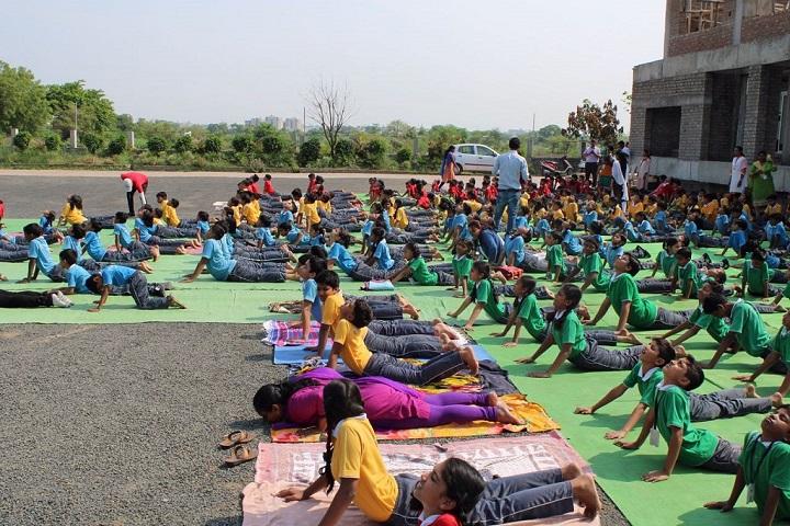 Epathshala-Yoga Day Celebrations