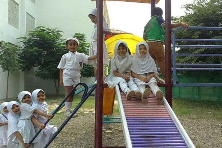 Everest Group of Schools-Pre Primary Playing Area