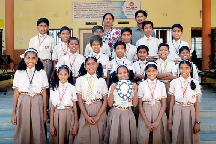 Fairyland School-Awards