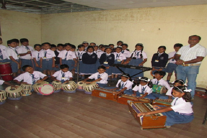 Fairyland School-Music-Room