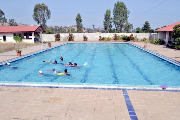 Fort International Academy-Swimming Pool