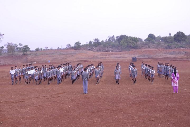 Fr Agnel School-Play Ground