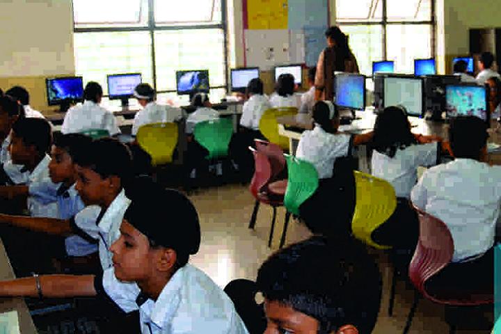 GG International School-Computer Lab