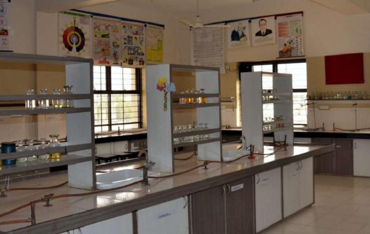GG International School-Physics Laboratory