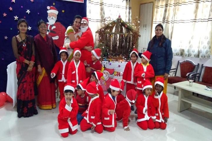 G H Raisoni Vidya Niketan-Christmas Celebrations