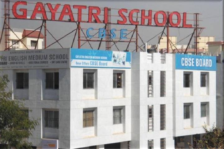 Gayatri English Medium School-Campus View