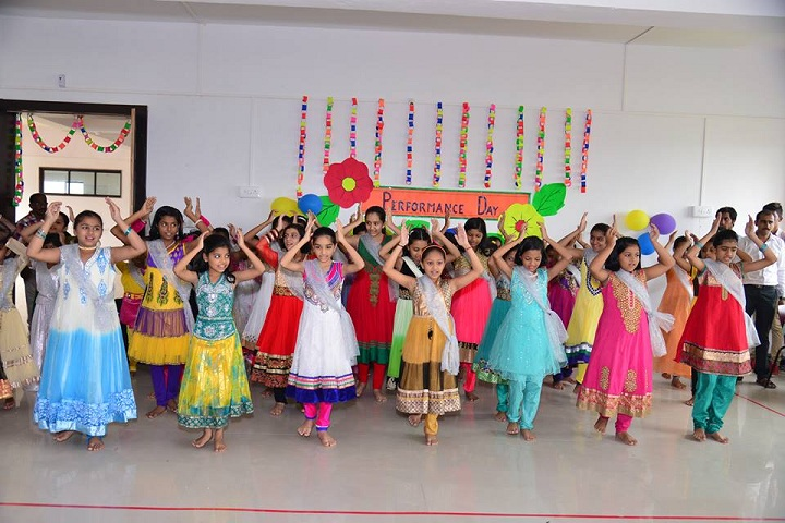 Gems English Medium School-Childrens Day