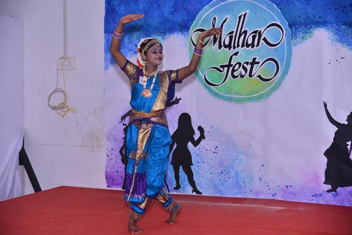Gems English Medium School-Malhar Fest